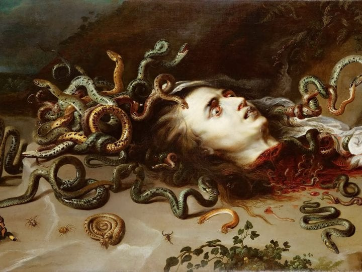 The Petrifying Gaze of Medusa: Ambivalence, <em>Explexis</em>, and the Sublime