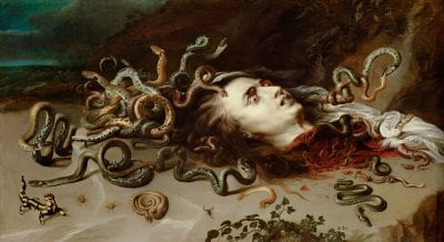 Peter Paul Rubens (1577–1640), Medusa, ca. 1618, Vienna, Kunsthistorisches Museum
