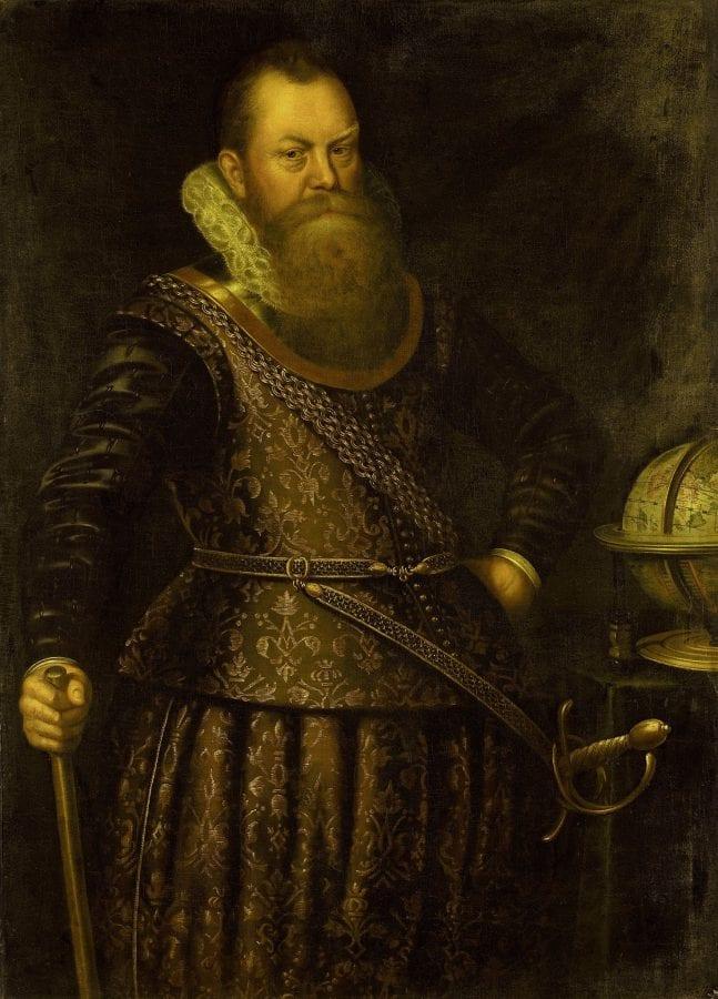 Anonymous,  Portrait of Frederick de Houtman (1571–1627),  ca. 1610–20, Amsterdam, Rijksmuseum