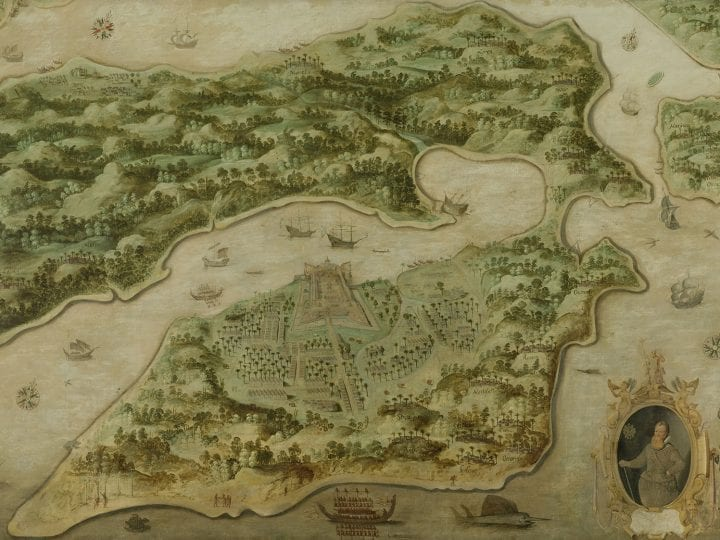 The Company One Keeps: <em>View of Ambon</em> (ca. 1617) in the Dutch East India Company's Sociopolitical Landscape