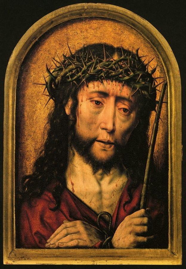 Albrecht Bouts,  Ecce Homo,  after 1491,  Aachen, Suermondt-Ludwig-Museum