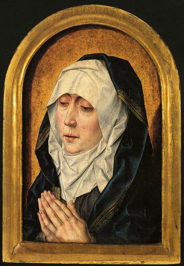 Albrecht Bouts,  Mater dolorosa,  after 1517,  Aachen, Suermondt-Ludwig-Museum