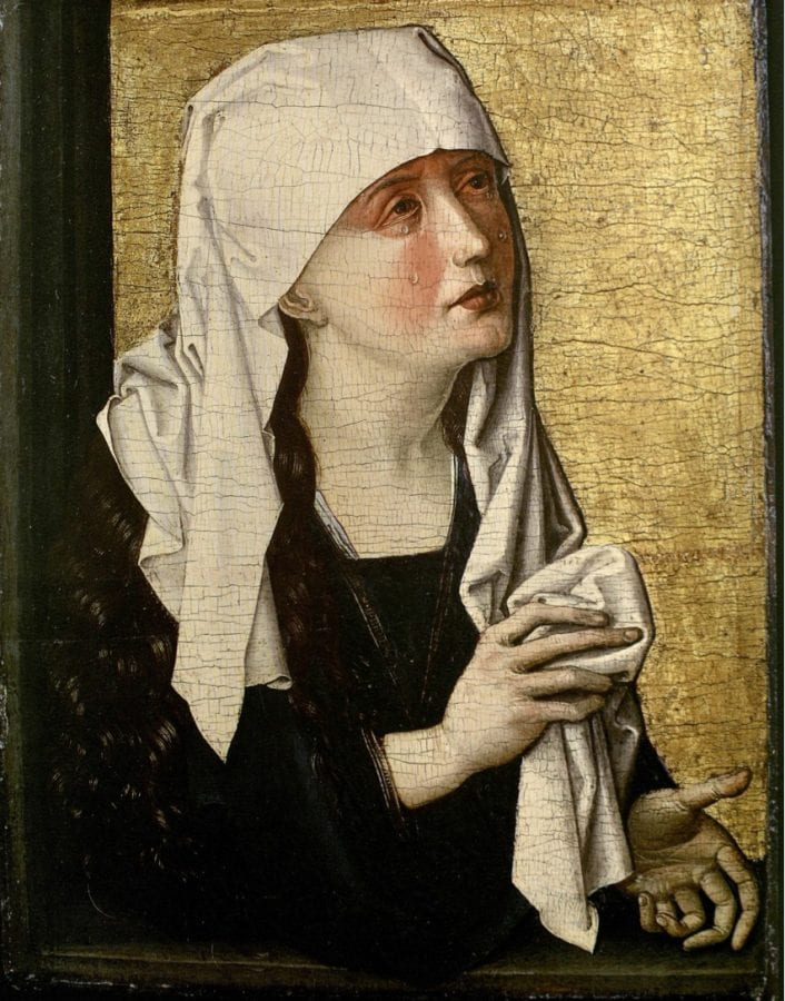 Master of the Stötteritz Altarpeice, Mother of Sorrows, ca. 1470, Florida, The Cummer Museum of Art & Gardens