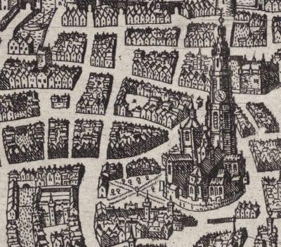 Antvverpiae civitatis Belgicae toto orbe cogniti , ca. 1557,