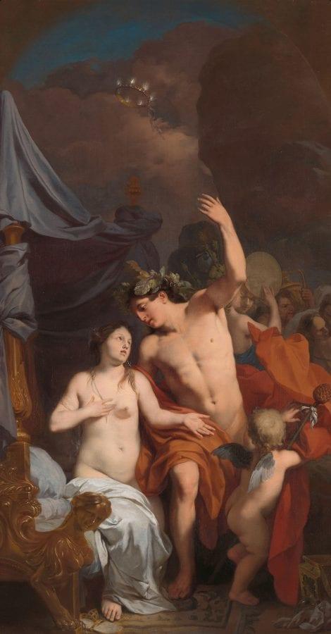 Gerard de Lairesse, Bacchus and Ariadne, ca. 1680, Amsterdam, Rijksmuseum