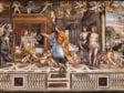 Sodoma,  The Marriage of Alexander and Roxane,  ca. 1517,  Rome, Palazzo Farnesina