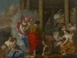 Gerard de Lairesse,  Minerva and Mercury Arming Perseus,  ca. 1666,  Leipzig, Museum für Bildenden Künste