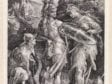 Jan Muller, after Bartholomeus Spranger;  Minerva and Mercury Arming Perseus