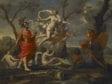Nicolas Poussin,  Venus Giving Armor to Aeneas, 1639,  Rouen, Musée des Beaux Arts