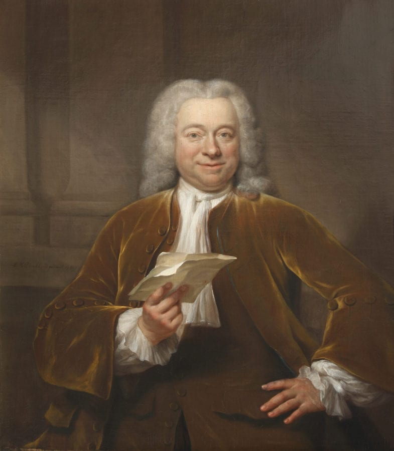 Jan Maurits Quinkhard, Jacques-Philippe d'Orville, 1741, Bodleian Library, Oxford