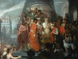 Gerard de Lairesse, The Anointing of Salomon, probably 1668, Bradford, England, Cartwright Hall