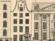 Caspar Philips Jacobsz. (1732–1789), Grachtenboek (Amsterdam: Bernardus Mourik, 1768–71): detail, No. 505, Herengracht, Amsterdam