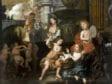Gerard de Lairesse,  Vanitas (Allegory of Spring),  ?1668,  Havana, Museo Nacional de Bellas Artes de Cuba