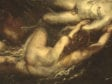 Peter Paul Rubens, Hero and Leander, detail of Nerided, c. 1605, Yale University Art Gallery, New Haven, CT