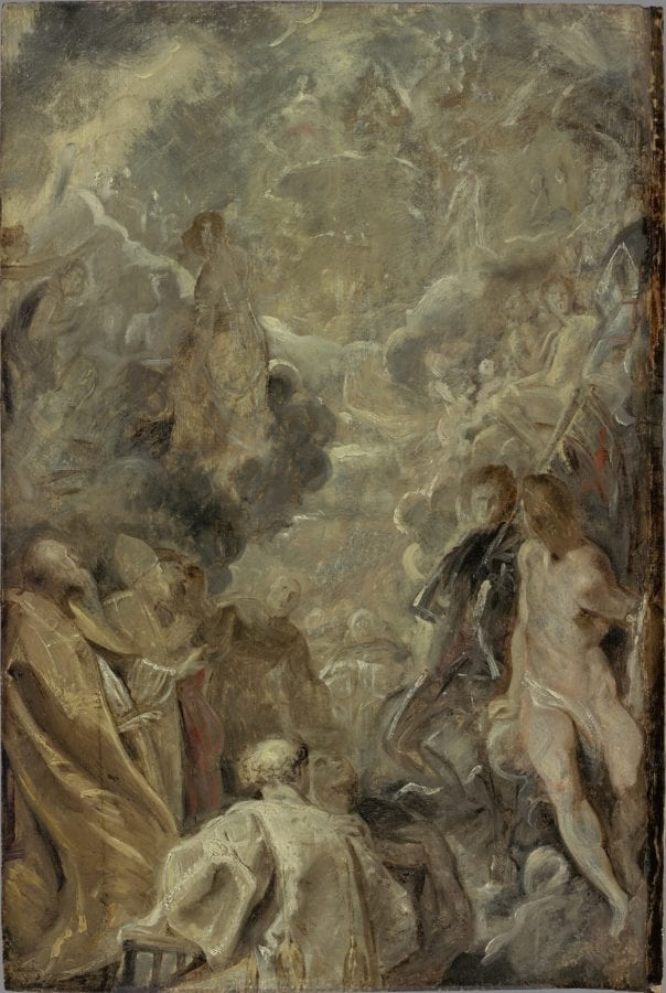 Peter Paul Rubens, All Saints, ca. 1614, Boijmans van Beuningen, Rotterdam