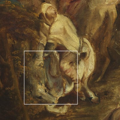 Fig 48-final Courtauld Conversion oil sketch detail location