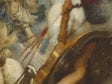 Peter Paul Rubens, The Fall of Phaeton, detail showing overpainted reins and traces, begun ca. 1604–1605, completed ca. 1610–1612, National Gallery of Art, Washington