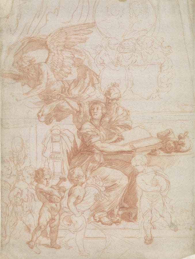 Gérard de Lairesse,  Allegory of Trade, Amsterdam, Rijksmuseum