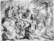Gérard de Lairesse,  Study for an Allegorical Scene, Bremen, Kunsthalle