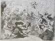 Gérard de Lairesse,  Apollo and Aurora, Munich, Staatliche Graphische Sammlungen