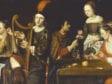 Herman van Aldewereld, Allegory of the Five Senses, 1651, Staatliches Museum, Schwerin