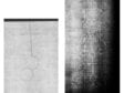 Left: Watermark fragment under investigation; Right: Foolscap with Five-pointed Collar K.a.a