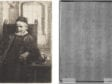 Left: Rembrandt Harmenszoon van Rijn, Jan (Johannes) Lutma the Elder, The Frick Collection, 1916.3.37; Right: Beta-radiograph of portion around watermark