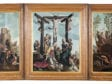After Jan van Scorel, Crucifixion Triptych, c. 1550–75