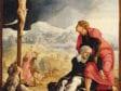 Maarten van Heemskerck, Christ on Calvary, ca. 1527–29, Detroit Institute of Arts, Detroit