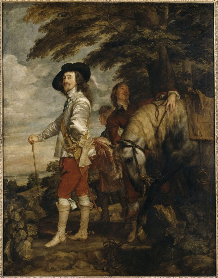 Van Dyck Anton (1599-1641). Paris, musÈe du Louvre. INV1236.