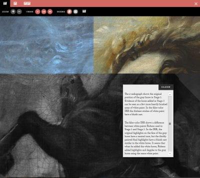 Interpreting Technical Evidence in Peter Paul Rubens, The Fall of Phaeton