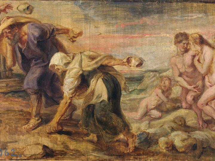 Matter as an Artist: Rubens's Myths of Spontaneous Generation